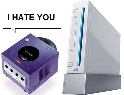 Year One Gamecube Vs Wii Engadget