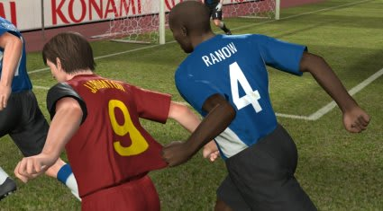 PES 2008 gets a patch for SDTV users