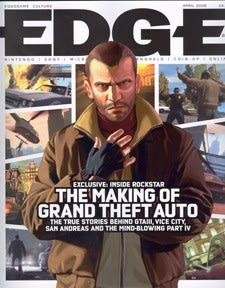 EDGE magazine's 16-page GTAIV feature scanned