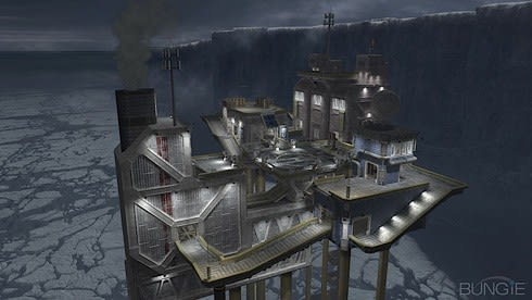 Last Halo 3 Legendary Map is Blackout, remake of H2's Lockout