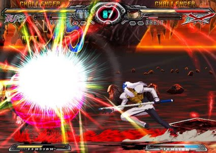 Guilty Gear XX Accent Core Plus on its way to PSP