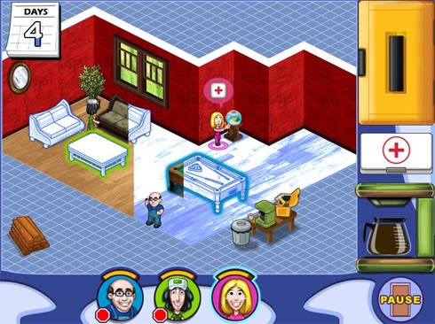 Casual Decorating Game Home Sweet Home Coming To Wiiware