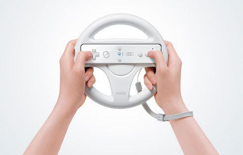 Non-Wiimote controls limited for Mario Kart Wii