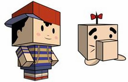 Earthbound cubeecraft is out of this world