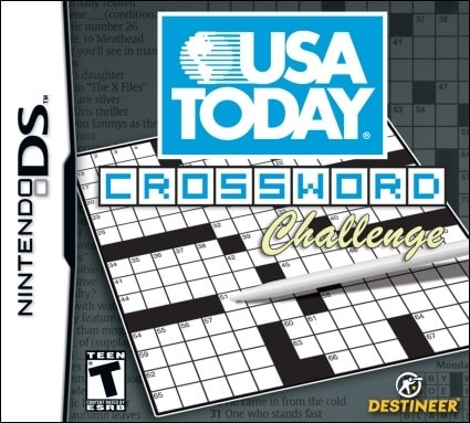 Ds Fanboy Review Usa Today Crossword Challenge