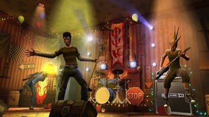 guitar hero world tour downloadable content