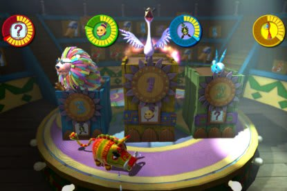 Viva Pinata 2's four player co-op isn't gimped!