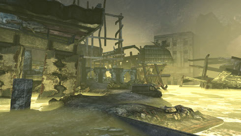 Consumer Report Gears Of War 2 Combustible Map Pack
