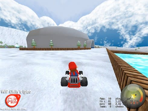 Mario Kart: Source PC mod uses 'the best parts of each' MK game