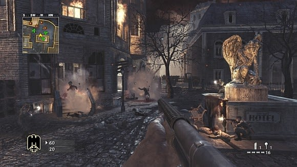 First Call of Duty: World at War map pack released
