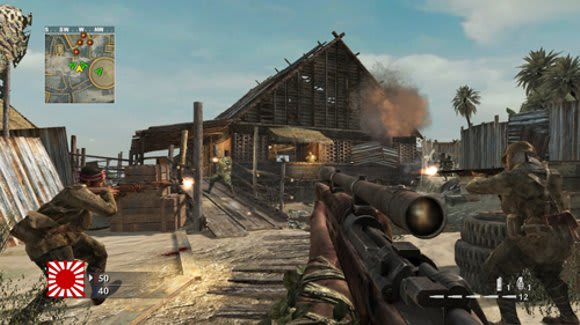 World at War receives free \'Makin Day\' DLC, gets patched ...