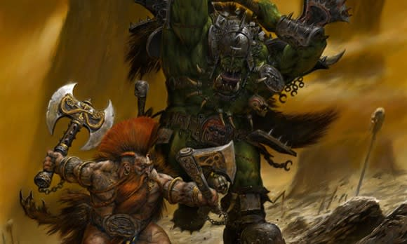 Mythic Offering 10 Day Free Trial For Warhammer Online