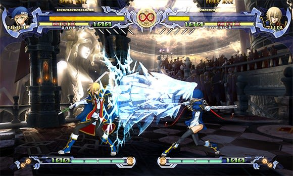 Review: BlazBlue: Calamity Trigger (Xbox 360/PS3)