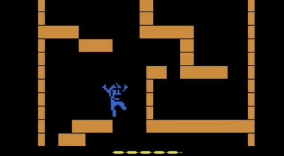 Mega Man demo released for Atari 2600