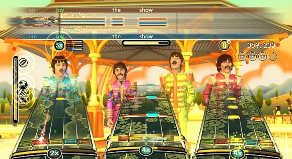 The Beatles: Rock Band DLC to include original dreamscapes
