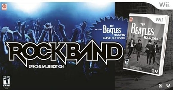 PSA: Beatles: Rock Band 'Special Value Edition' isn't such a