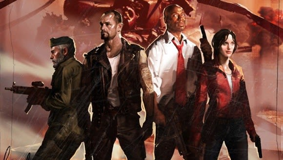 Left 4 Dead 2 DLC 'The Passing' to feature L4D1 cast