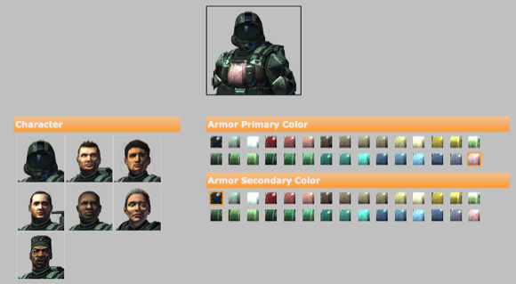 Save time with the ODST armor generator