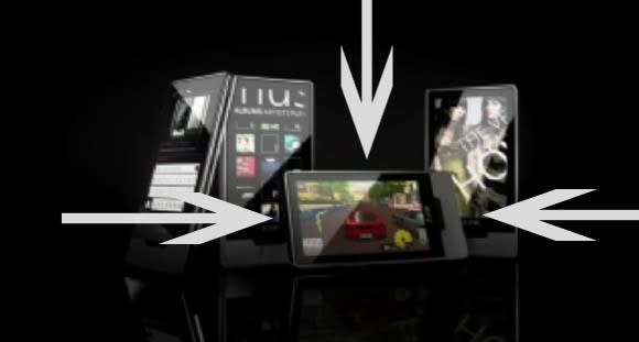 Zune HD does games: Project Gotham Racing, Audiosurf 'in