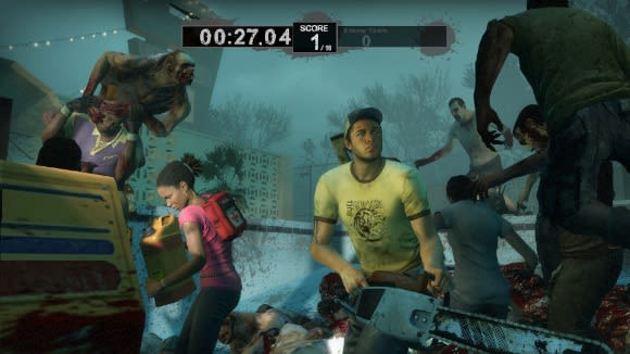 Valve addresses Left 4 Dead 2 server lag on Xbox 360