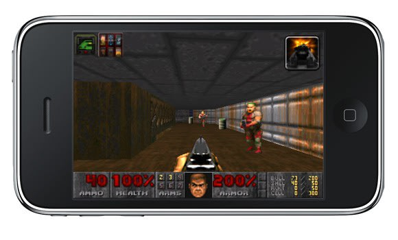 Doom Classic released for iPhone and iPod Touch