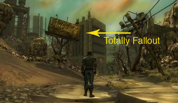 Rumor: Interplay's Fallout MMO in-game screenshots leaked by