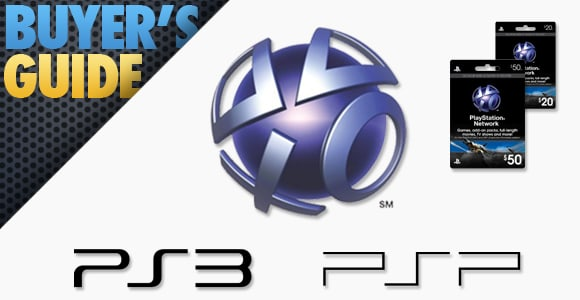 Buyer's Guide: PlayStation Network