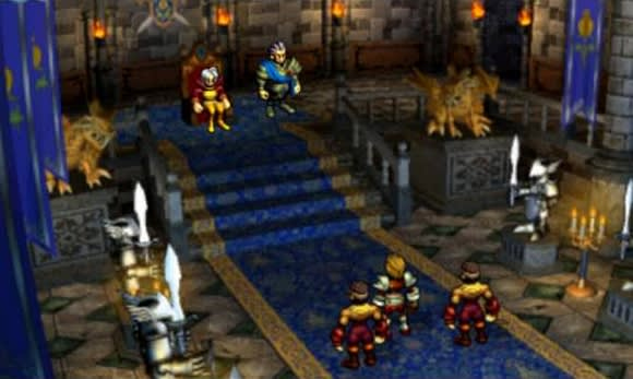 Ogre Battle 64 on Japanese Virtual Console in January