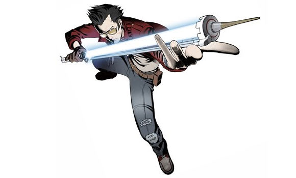 Mod adds Travis Touchdown to Team Fortress 2, Left 4 Dead