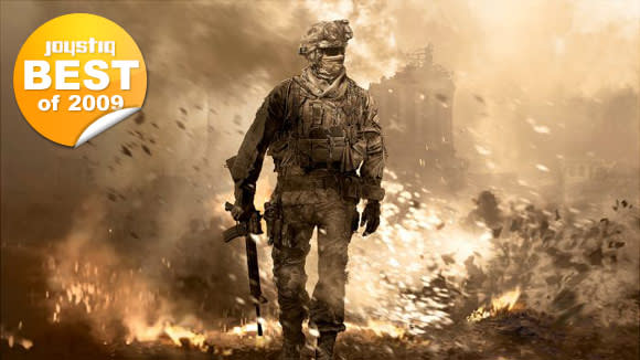 Joystiq's Top 10 of 2009: Call of Duty: Modern Warfare 2