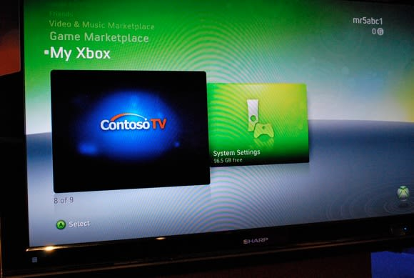 Details, limitations of Xbox 360 Mediaroom 2 0 IPTV support