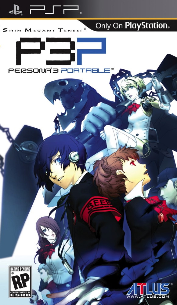 Persona 3 Portable coming to North America on July 6