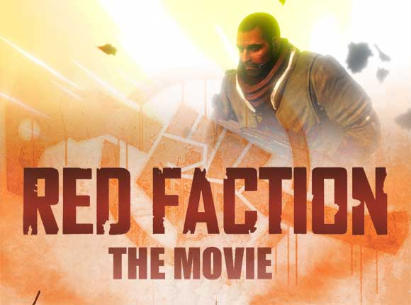 Red Faction TV movie being produced by Syfy