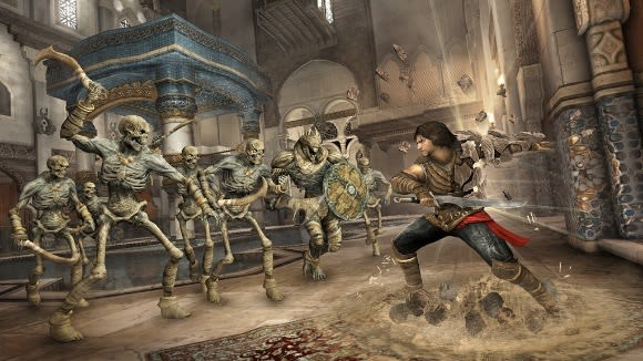 Review: Prince of Persia: The Forgotten Sands (Xbox 360)