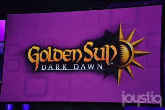 Golden Sun: Dark Dawn hits DS this holiday