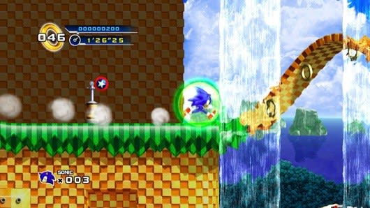 Psn Tuesday Sonic 4 Dead Space Ignition Engadget