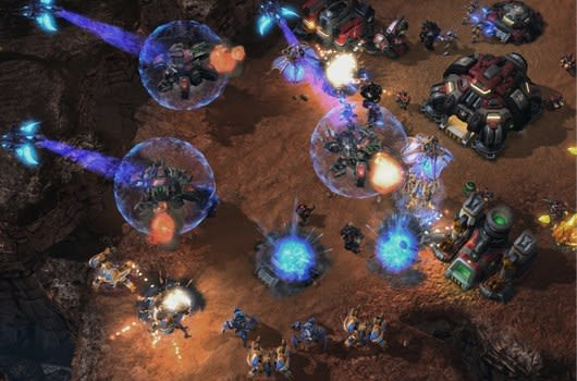 StarCraft 2's PC and Mac system requirements announced