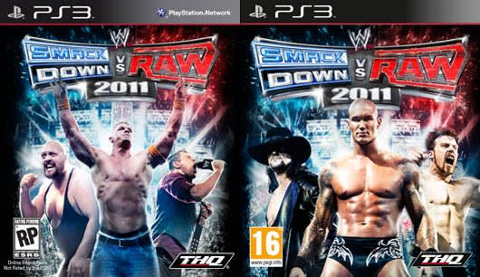wwe raw vs smackdown 2011 android game
