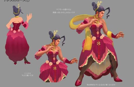 Ono reveals even more Super Street Fighter IV DLC costumes