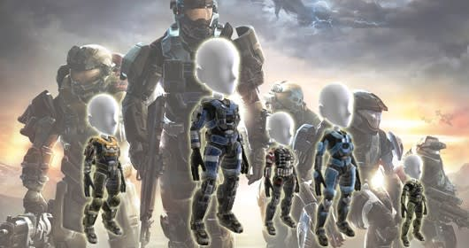 Halo: Reach Avatar armor now on Xbox Marketplace