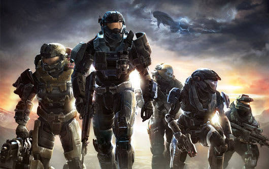 Halo The Fall Of Reach Gears Of War Writer Now At Amazon