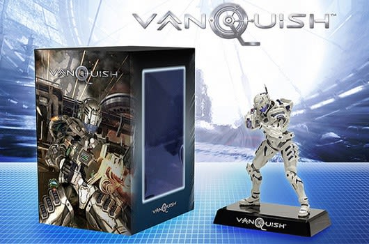 Vanquish Limited Edition sliding into UK and French retailers