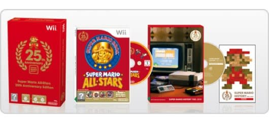 0489622f845c Europe will be able to play Super Mario All-Stars on the Wii -- and