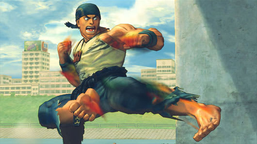Super Street Fighter 4 Here Comes A New Outfit Engadget