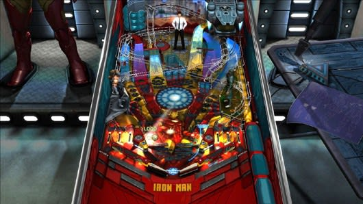 Marvel Pinball coming to XBLA and PSN in December