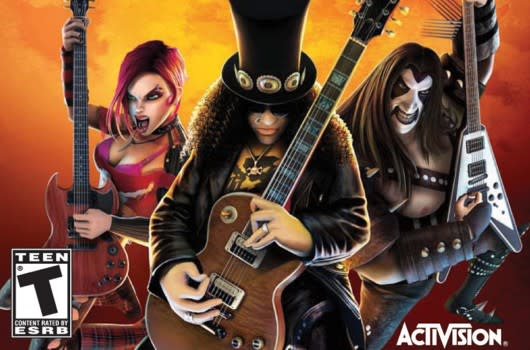 Axl Rose's Guitar Hero 3 lawsuit gets its day in court on Feb  1
