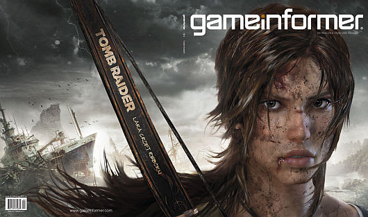 Tomb Raider Revealed By Square Enix In Game Informer Engadget