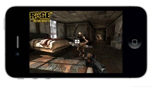 Rage mobile gets Game Center support (achievements!) and