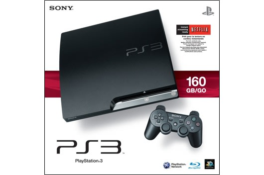 Get $50 credit with 160GB PS3 at Amazon