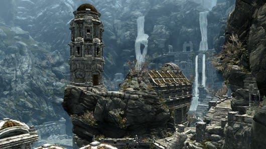Skyrim 'mostly a DirectX 9 game,' PC mods could make it to